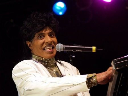 The legend of rock and roll Little Richard continues to perform until now
