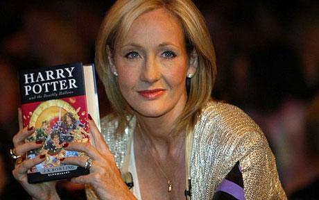 Роулинг планировала поженить Гарри Поттера с Гермионой