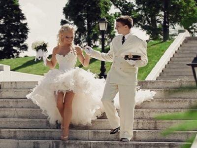 Фильм о свадьбе - память на всю жизнь