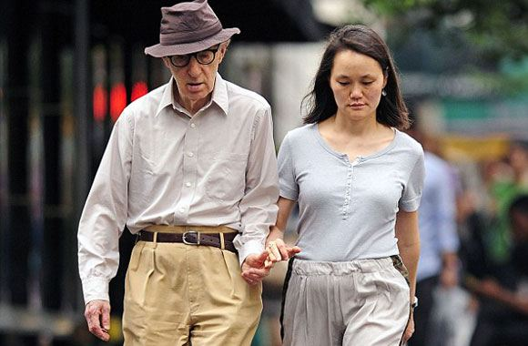Woody Allen called his daughter's open letter a lie