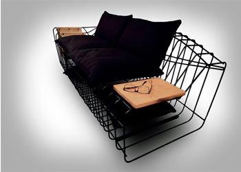 Дизайнеры представили функциональный диван-гибрид Sule Koc