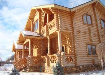 Россияне все чаще предпочитают строить деревянные дома