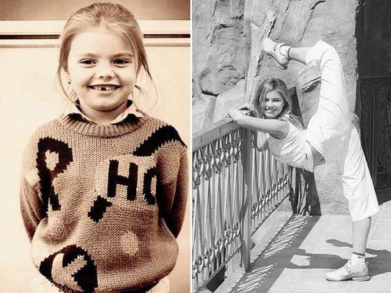 Алина Кабаева в детстве и молодости
