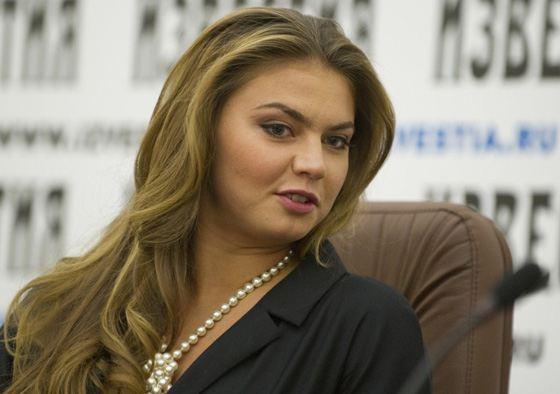 Алина Кабаева перестала следить за собой