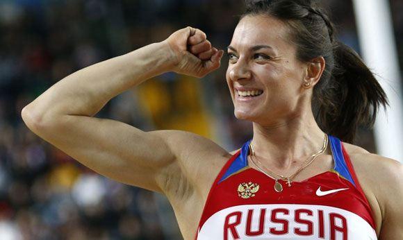 Возможно, что Исинбаева поучаствует в Олимпийских играх в Рио