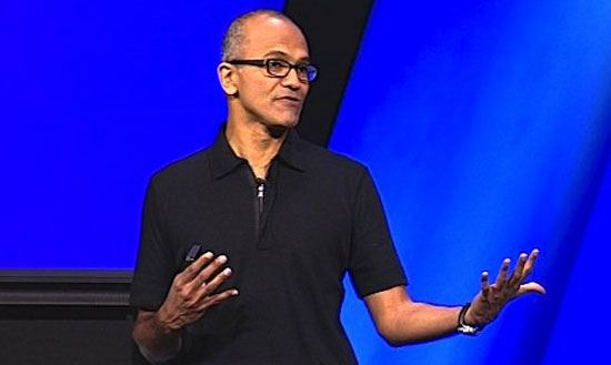 Индиец Сатья Наделла был назначен гендиректором Microsoft