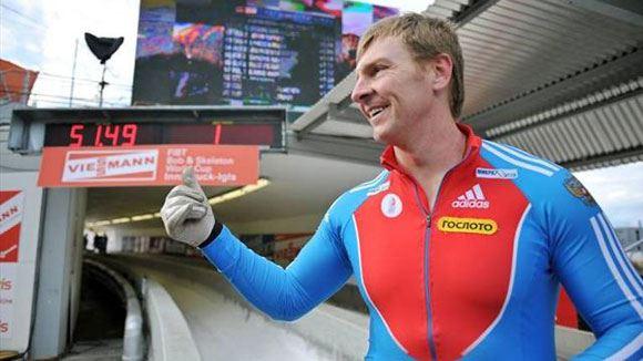 Флаг России на открытии Олимпиады понесет Александр Зубков