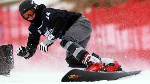 Соревновательную часть Олимпиады в Сочи открыли сноубордисты