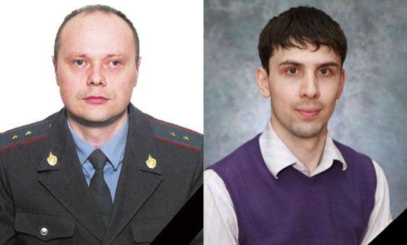 Путин наградил погибших учителя и полицейского орденом Мужества