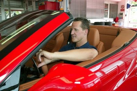 Michael Schumacher - the legendary Formula One driver left the big sport in 2012