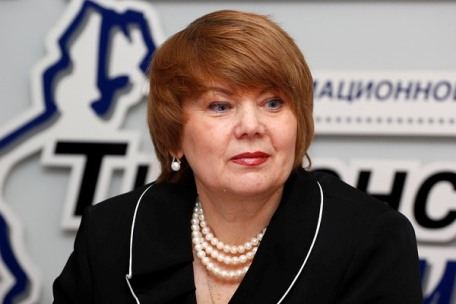 Руководитель управления ЗАГС Тюменской области Лидия Смирнова