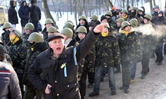 Правительство Украины хочет, чтобы мировые организации провели расследование событий в стране.