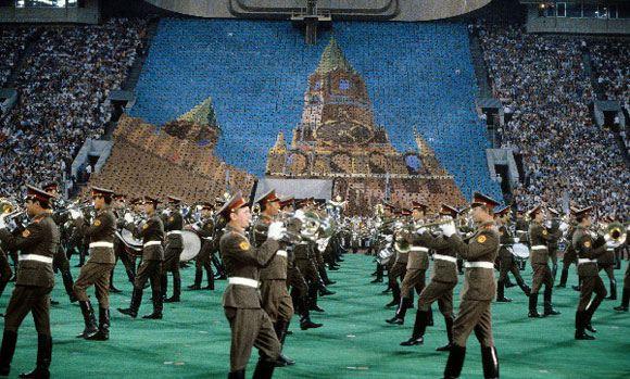 В Сочи началась церемония открытия зимних Олимпийских игр