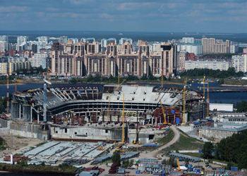 На строительство стадиона уйдет в 2014 году 8,28 миллиардов рублей