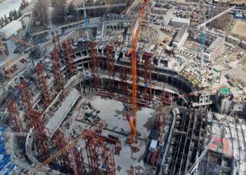 В Санкт-Петербурге потратят 8 миллиардов на строительство стадиона
