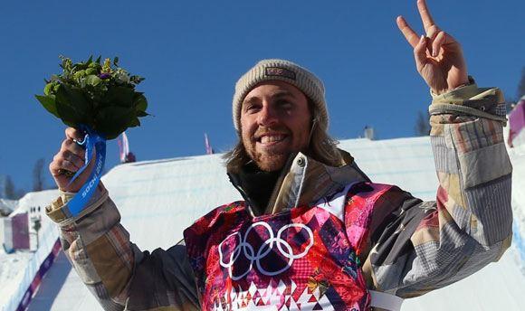 Американец Сейдж Коценбург завоевал золотую медаль в слоупстайле