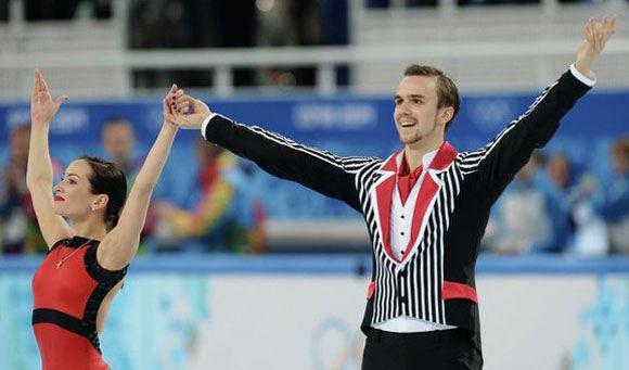 Российские фигуристы выиграли произвольную программу