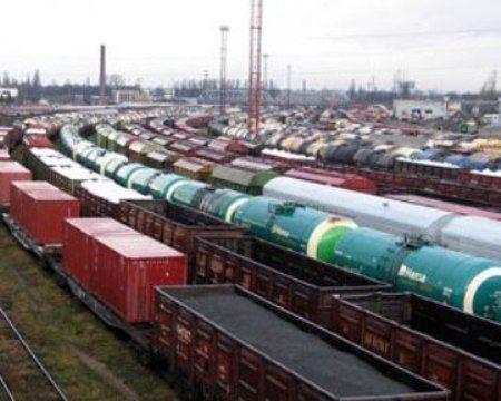 Железнодорожный транспорт не отстает