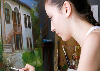 В Петербурге прошел благотворительный проект живописи «Рисунок с известными людьми»
