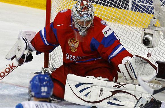 Швейцарцы отказались от совместной тренировки с российскими хоккеистами