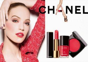 Chanel представил весеннюю коллекцию макияжа
