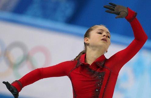 Юлия Липницкая каталась под музыку, исполненную Дмитрием Маликовым