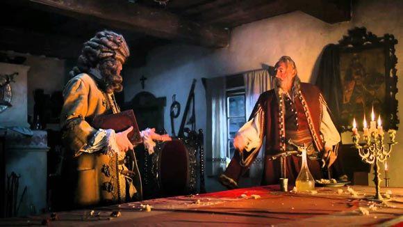 Фильм «Вий» обвиняют в скрытой рекламе водки