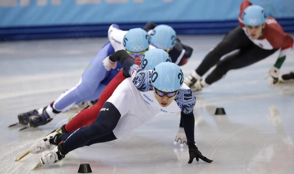 Виктор Ан прошел в финал шорт-трека на дистанции 1500 метров