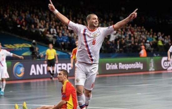 Нападающий сборной России получил «Золотую бутсу»