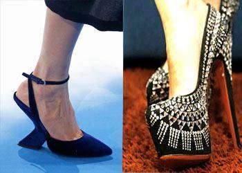 Дизайнеры назвали главные тренды обуви сезона лето-2014