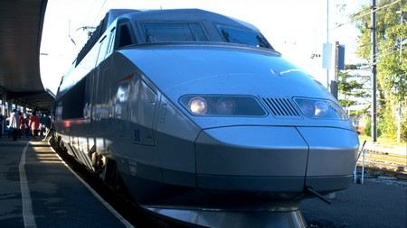 Самый быстрый поезд в Китае - Хосэ