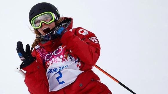 Канадка Дара Хоуэлл победила в ски-слоупстайле