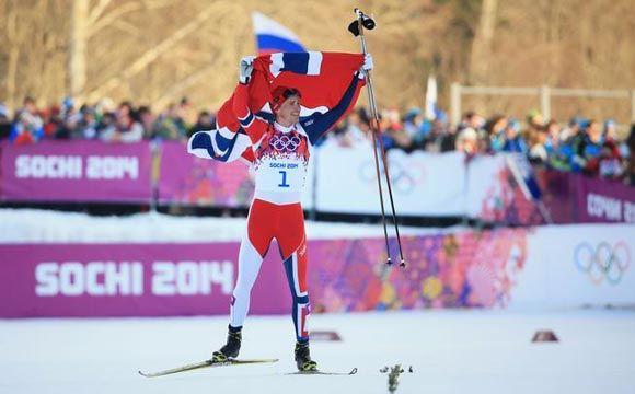 Оле Виген Хаттестад победил в спринте в рамках ОИ