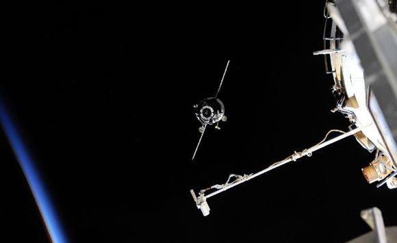 Космический «грузовик» «Прогресс М-20М» утопили в океане