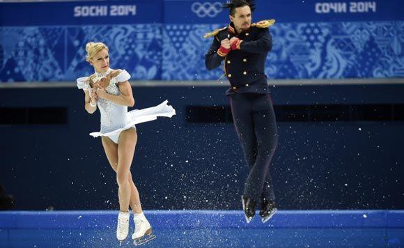 Татьяна Волосожар и Максим Траньков обновили мировой рекорд