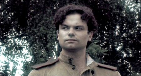 Actor Alexei Faddeev began his career in the theater