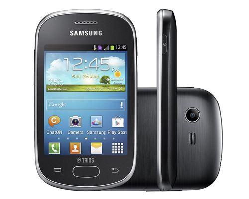 Samsung начал продажи смартфона с 3 SIM-картами