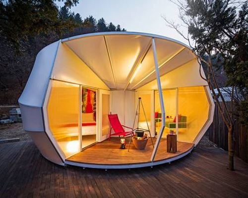 ������������� ������ ������� ��������� ������ Glamping ��� Glampers