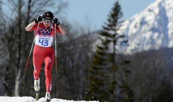 Юстина Ковальчик победила в гонке на 10 километров