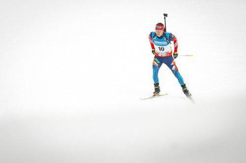 Евгений Гараничев получил «бронзу» в индивидуальной гонке