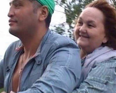 Рустам Солнцев и Ольга Гобозова