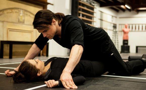 Данила Козловский снялся в американской картине «Академия вампиров»