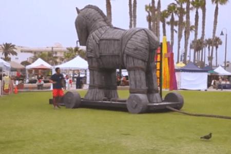 Тренажер Троянский конь