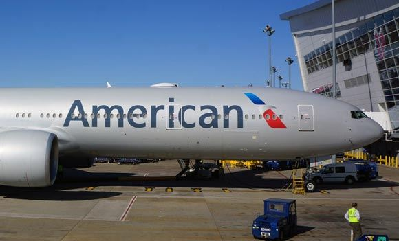 Рейс American Airlines совершил экстренную посадку, чтобы высадить дебошира