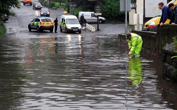 Значительную часть Европы может затопить через три десятка лет