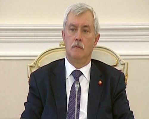Губернаторы Югры и Санкт-Петербурга подписали соглашение о сотрудничестве