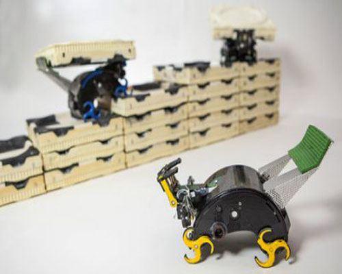 Ученые создали роботов, которые могут строить дома без чертежей