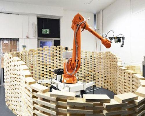 Инженеры из США изобрели роботов-термитов