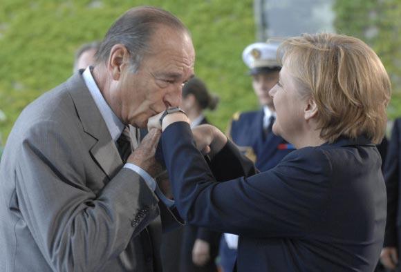 81-летний экс-президент Франции попал в больницу