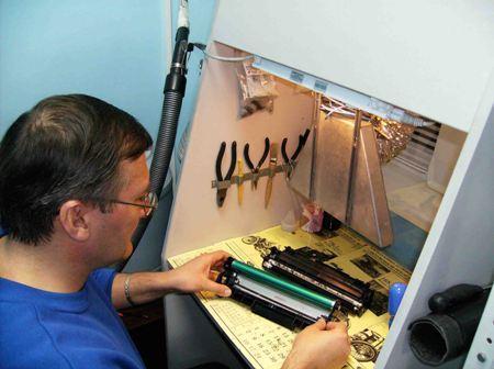 Обслуживание принтеров - забота профессионала